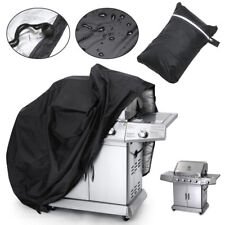 "BBQ Gas Grill Cover 57"" Barbecue Waterproof Outdoor Heavy Duty Protection USA"