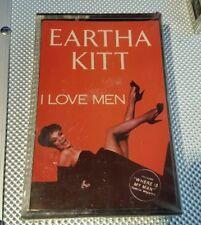 Eartha Kitt I Love Men Cassette 1984 CBS - Nuevo,PRECINTADO