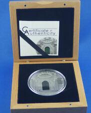 Palau Tiffany Art Neoclassicism 10 Dollars 2 Oz Silver coin 2012