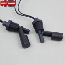 2 Pcs Water Level Sensor Anti Corrosion Duckbill Side Mounted Float Switch Level