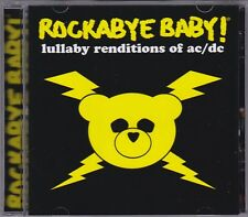 Rockabye Baby - Lullaby Renditions Of AC/DC - CD (CD9631)