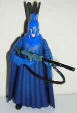 Star Wars Loose Coruscant Royal Blue Guard ( POTJ )