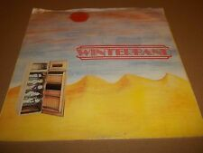 "WINTERBAND 7"" EP 4 TRACK SINGLE ( SPAIN ) CT 80 EX/VG- 1982"