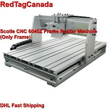 Scotle CNC 6040Z Frame Router Machine (Only Frame) - DHL - 2YEARS WARRANTY