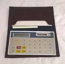 Canon TP-6B Calculator / Pocket printer