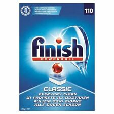 Finish Classic Dishwasher Cleaner Pk110 - RK08607