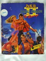 Double Dragon 2 Revenge Technos Taito 1991 Virgin Games Commodore Amiga Game