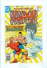 Richard Dragon Kung-Fu Fighter #14 VF- Buckler, Estrada, Lady Shiva, Bruce Lee