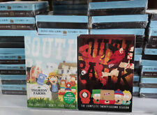 South Park Complete Seasons 22 - 23 Dvd with Slipcovers Brand New & Sealed