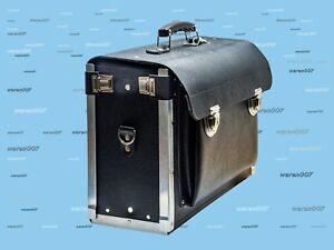 Werkzeugkoffer aus starkem Rindleder m 25 Werkzeugen Fa Cimco 176150 17 6150 NEU