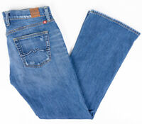 Lucky Brand Sweet n Low Bootcut Womens Jeans Distressed Medium Wash Size 29/32