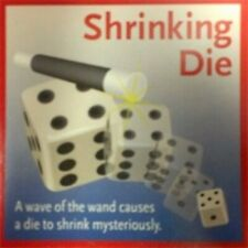 Shrinking Die - Very Visual Close-up Magic - Royal Magic