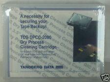 CARTUCCIA PULIZIA TANDBERG DATA MOD. TDS DPCC-2000 x TRAVAN - CLEANING CARTRIDGE