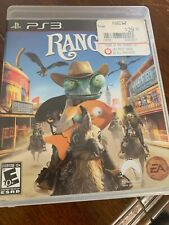 Rango (PlayStation 3 PS3) COMPLETE