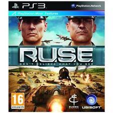 R.U.S.E. PS3 GAME