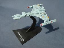 Furuta Star Trek Vol 1 #8 Klingon Attack Cruiser model