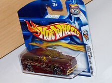 BOOM BOX Van bordeaux metallic Hot Wheels 03 HW Modell Auto weels Muscle Car Rod