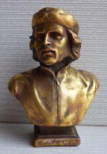 Revolutionary statesman Che Guevara bust statue H-11cm