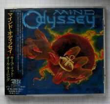 MIND ODYSSEY - Keep It All Turning JAPAN CD OBI VICP-5354 RAGE SMOLSKI