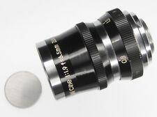 Zunow 6.5mm f1.9 D mount  #300266