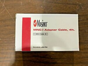 Masimo 2022- MNC-I, adapter cable NEW IN BOX