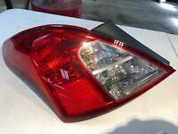 12 13 14 15 16 17 18 19 Nissan NISSAN VERSA Tail Light Assembly Left