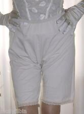 COTTON stretch long pantie~pettipants~culottes size x large/xx extra large