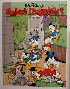 Onkel Dagobert Don Rosa Band 11 Ehapa Verlag 1. Auflage Top!