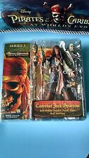 """NECA Pirates of the Caribbean Cannibal Jack Sparrow 7"""" Figure Series 3 New!"""
