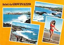 Cartolina Giovinazzo Pin Up Vedutine