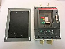 ABB SACET5S Circuit Breaker 400 Amp 600 Volt 3 Pole w/ PR221DS Electronic Trip