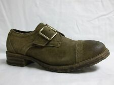 Very Volatile Size 6 M Emerson Khaki Leather Oxfords New Womens Shoes