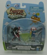 JAZWARES NEW Adventure Time action figure toy 2'' marceline & finn A66D