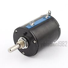 1pcs WXD4-23 10K ohm 6mm Shaft Wire Wound Volume Control Pot Potentiometer