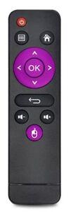 TÉLÉCOMMANDE TV BOX ANDROID MX9 PRO RK3328 TV MX10 RK3328