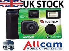 Fuji Quicksnap Single use flash camera X-tra ASA400 27exp film camera
