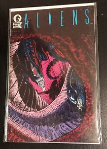 Aliens #5 1988 1st Printing Vf Condition