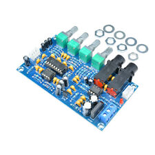 AC12V XH-M173 Microphone Amplifier Module PT2399 Reverberation Board For karaoke