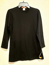 Nwt Tee Pea Bee & Jae T-Shirt Women Top Size S Black Color Long Sleeves Casual