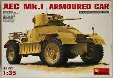 Miniart 35152 1:35th scale British AEC Mk.1 Armoured Car