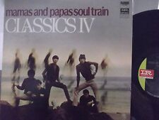 CLASSICS 4 MAMA'S AND PAPA'S SOUL TRAIN ON IMPERIAL RECORDS