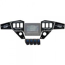 Polaris RZR XP1000 Black 6 Piece CNC GPS Dash Panel Billet Aluminum S900 UTV 1k