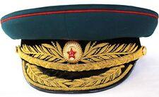 SOVIET GENERAL PARADE CAP - 1950th ORIGINAL EXTREMELY RARE