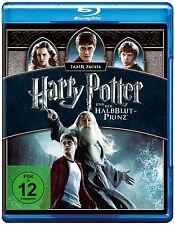 HARRY POTTER UND DER HALBBLUTPRINZ (Blu-ray Disc) NEU+OVP