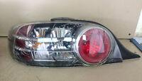 Mazda RX8 Light Passenger Rear 4 Door Coupe RX-8 N/S Left Light DAMAGE 2005