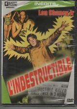NEUF DVD L INDESTRUCTIBLE SOUS BLISTER LON CHANEY JR FANTASTIQUE DE 1956