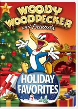 Woody Woodpecker and Friends Holiday Favorites (DVD, 2014) (W)