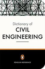 The New Penguin Dictionary Of Civil Ingeniería David Blockley Libro en Rústica