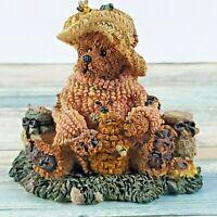 Boyds Bears Figurine - Bailey 2260 - Honey Bear - Bee Mine Honey - 1994 Retired