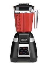 Waring BB340 Commercial 2 Speed 1 HP Medium Duty Bar Blender w/ 48oz Jar
